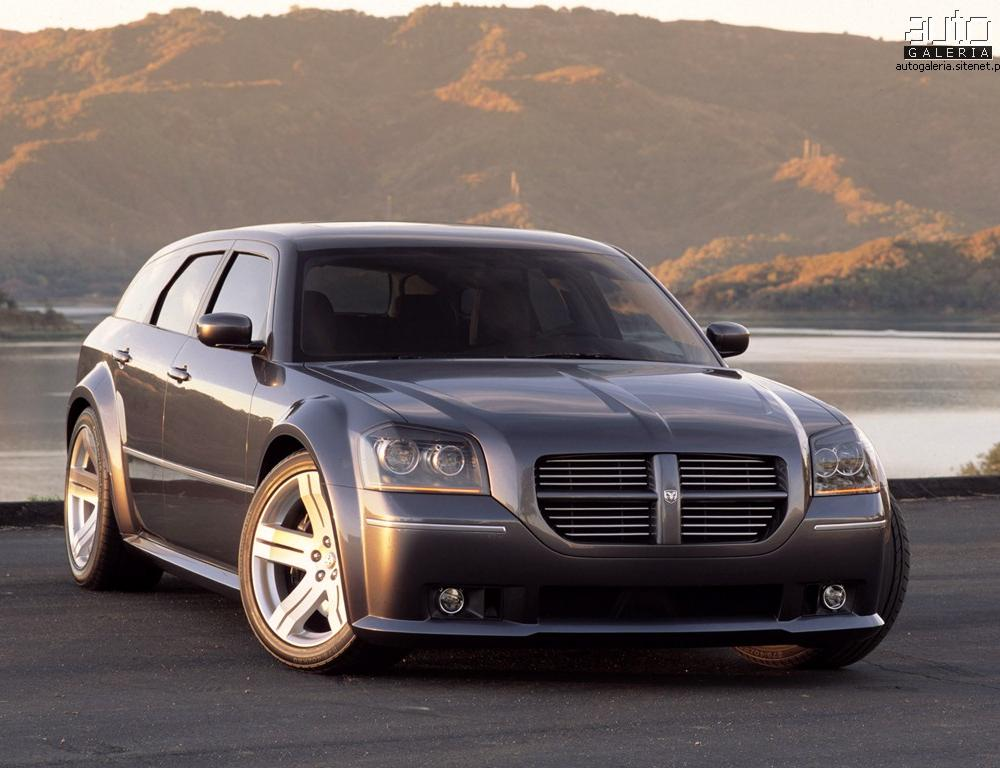 Dodge Magnum Wallpaper