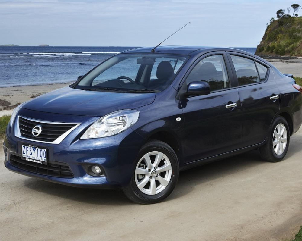 The launch of the pint-sized Nissan Almera sedan represents the beginning of