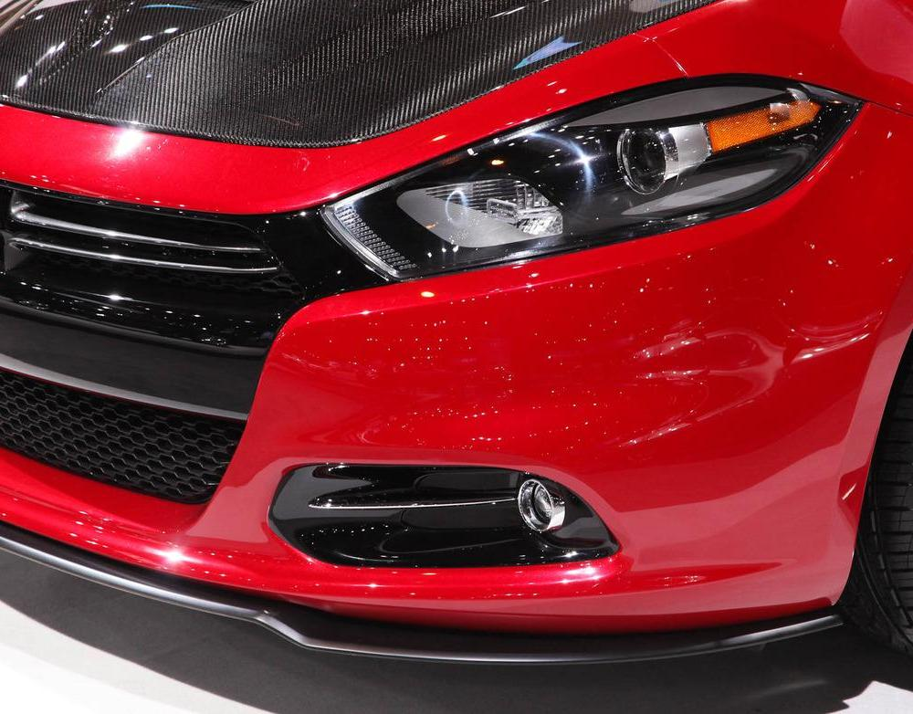 2013 Dodge Dart GTS 210 Tribute. WALLPAPER; PRINT; RETURN TO ARTICLE