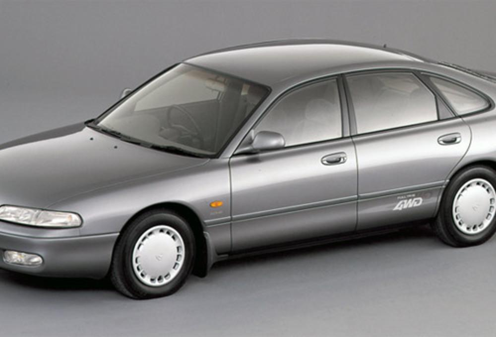 Mazda MS-6 1998 Technical Specifications