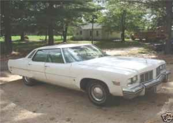 1975 Oldsmobile 98 4dr 455V8 - $2500 (Arkdale) in Madison, Wisconsin For