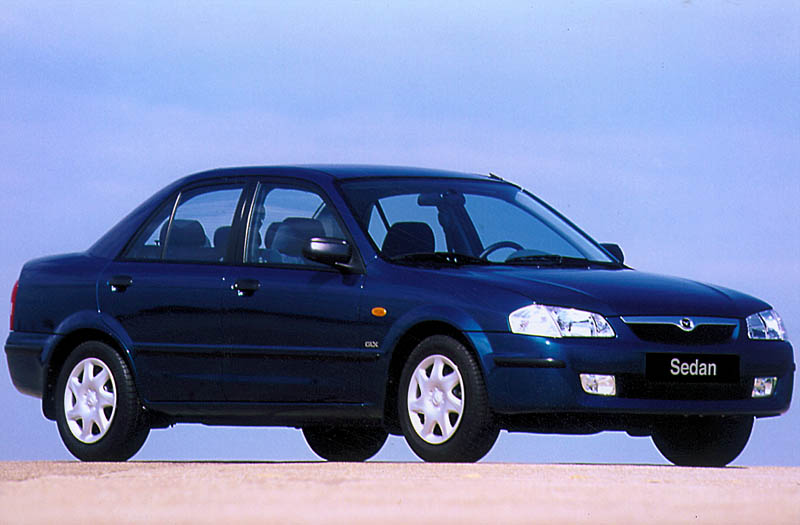 Mazda 323 Sedan. View Download Wallpaper. 800x525. Comments