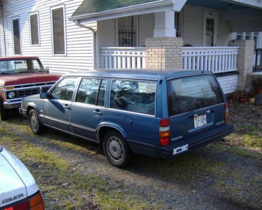 Pictures of 1987 Volvo 740 Wagon ** Reliable