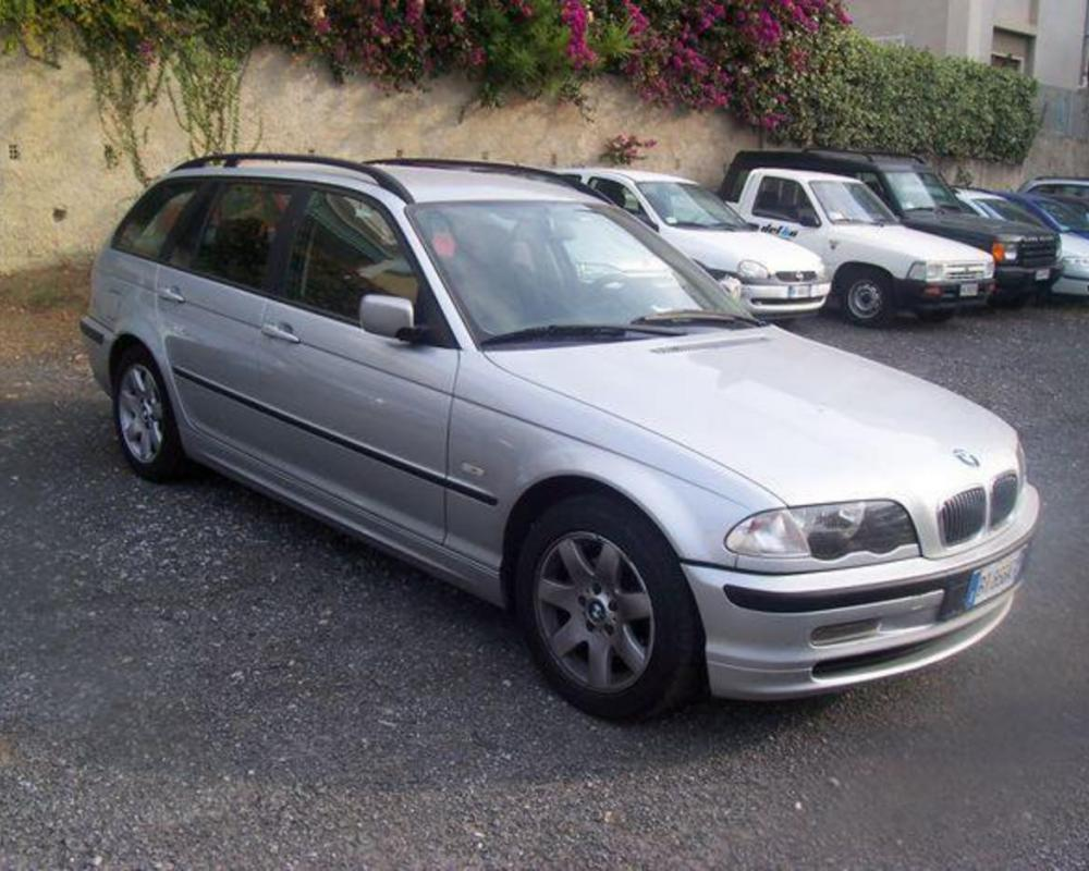 BMW 320d Break - huge collection of cars, auto news and reviews, car vitals,