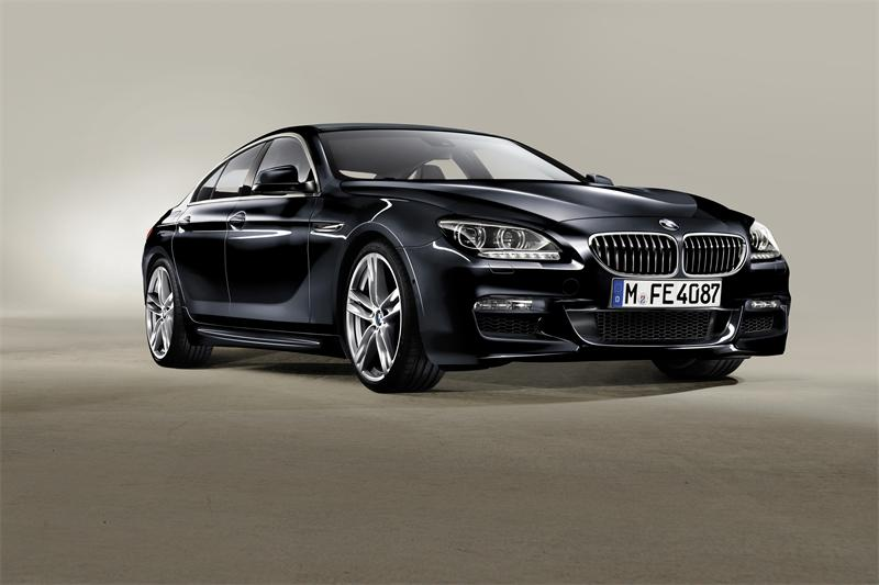 2013 Bmw 650I Gran Coupe (21)