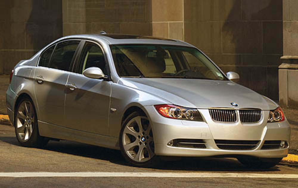 2007 BMW 328xi Review