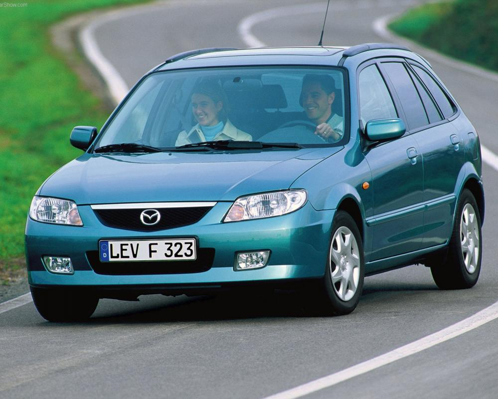Free Download Mazda 323 Photo Pic Wallpaper High Quality New With With