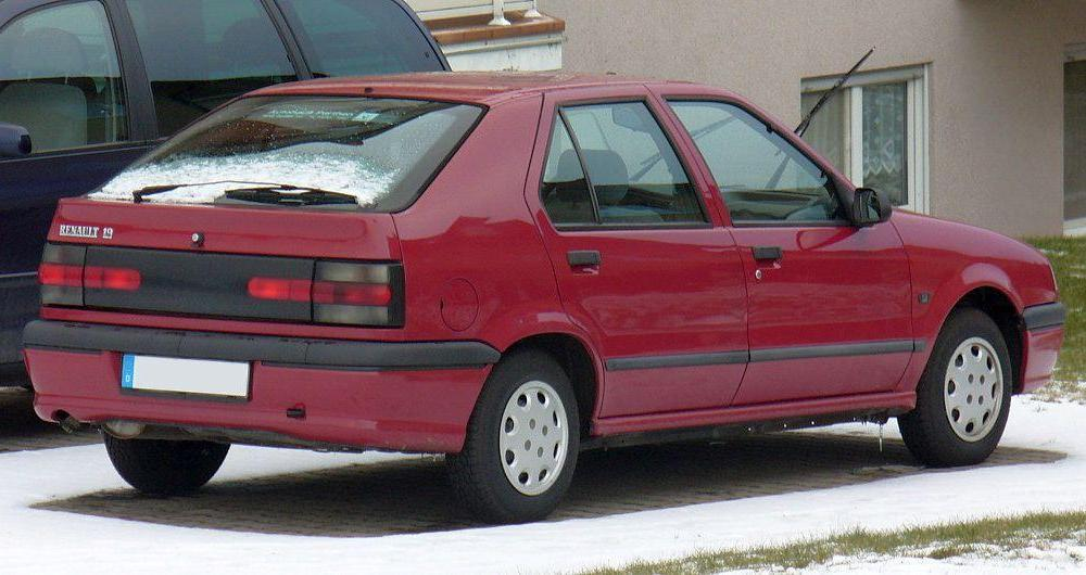 Renault 19 1.8 (192 comments) Views 39612 Rating 18