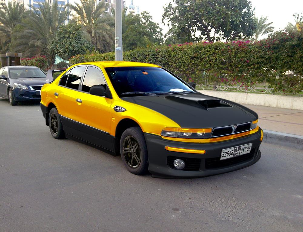 Mitsubishi Galant 3.0 #4 added by: Lise Villano