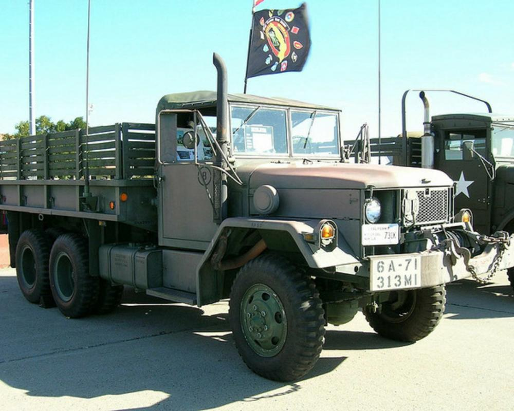 1971 A. M. General M35A2 Truck 2 | Flickr - Photo Sharing!