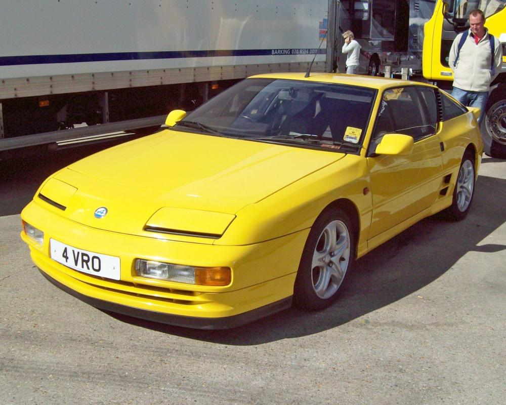28 Alpine A610 Turbo (1991-95) | Flickr - Photo Sharing!