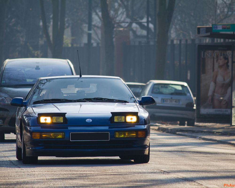 Cars & Coffee by EAP - Février 2012 - Alpine A610 | Flickr - Photo ...