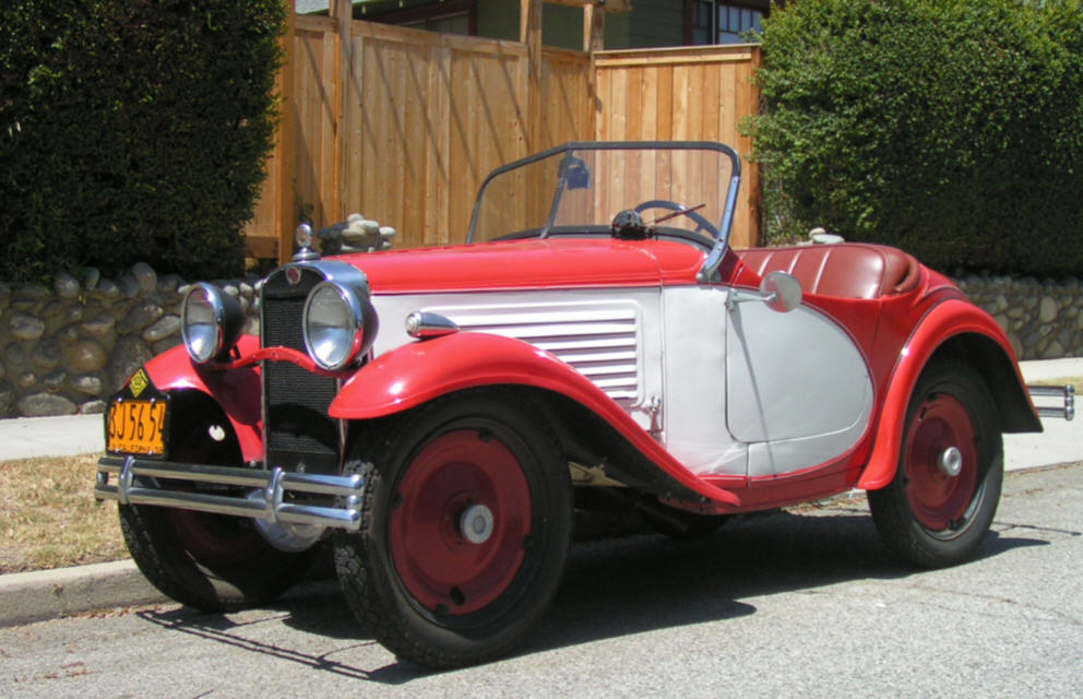 American Austin Roadster: Photo #