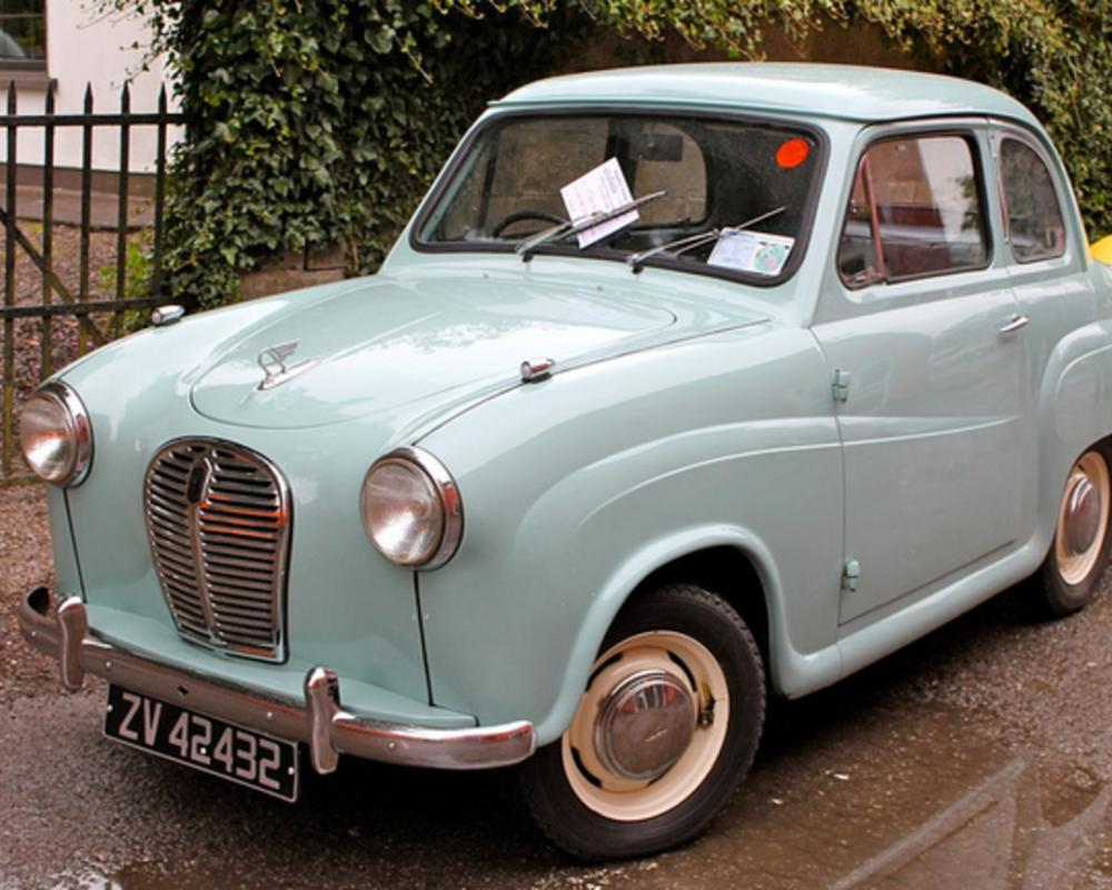 1950's Baby Austin A30 | Flickr - Photo Sharing!