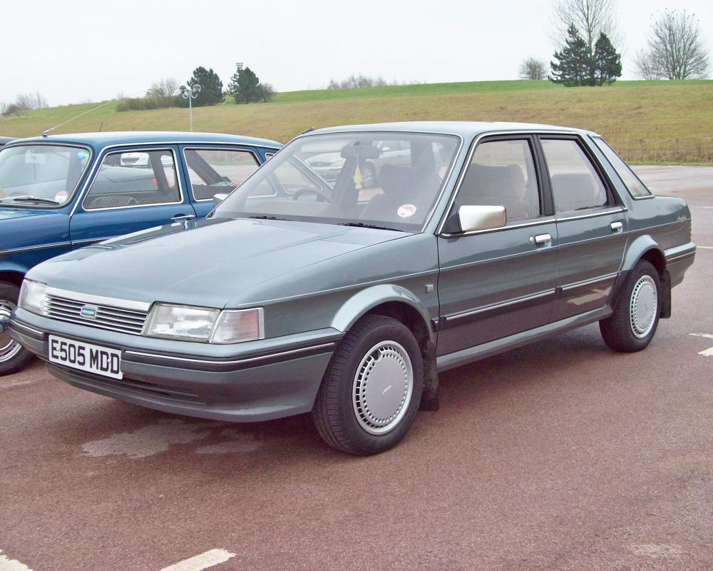 2 Austin Montego EFi Mayfair (1988-94) | Flickr - Photo Sharing!