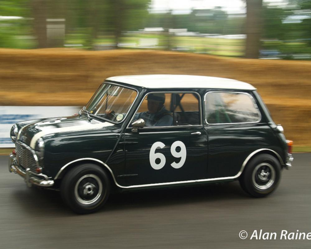 David Woodhouse, Austin Mini Cooper S | Flickr - Photo Sharing!