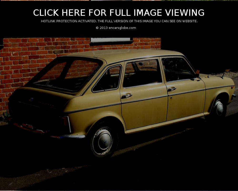Austin Maxi 2 Photo Gallery: Photo #11 out of 7, Image Size - 640 ...