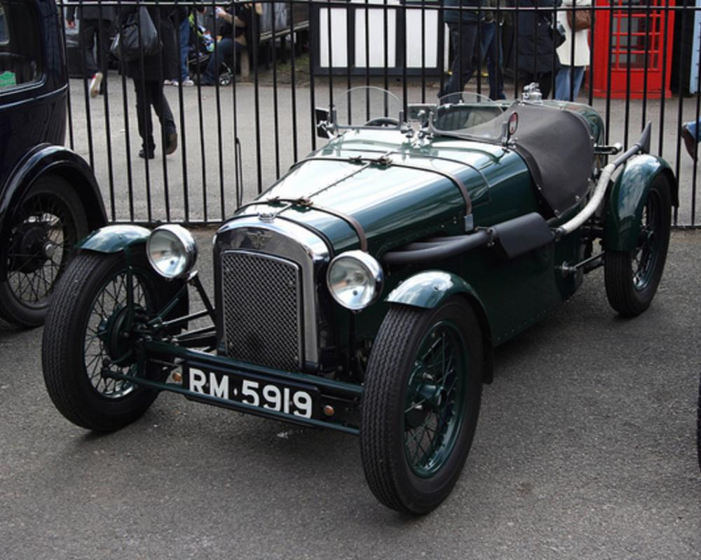 Brooklands - 1929 Austin 7 Special (RM 5919) | Flickr - Photo Sharing!