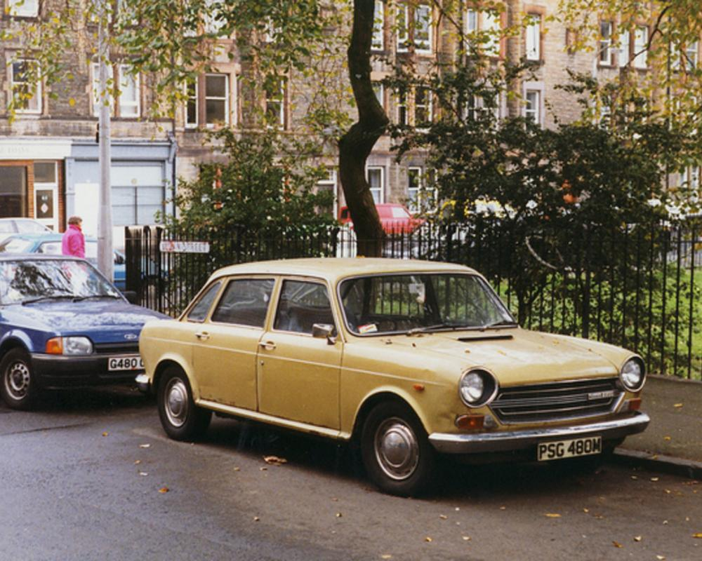 1974 AUSTIN MORRIS 2200 PSG 480M LEITH 1992 058/92 | Flickr ...