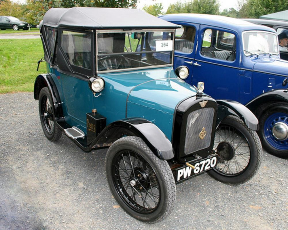 Austin Seven Chummy (1926) | Flickr - Photo Sharing!