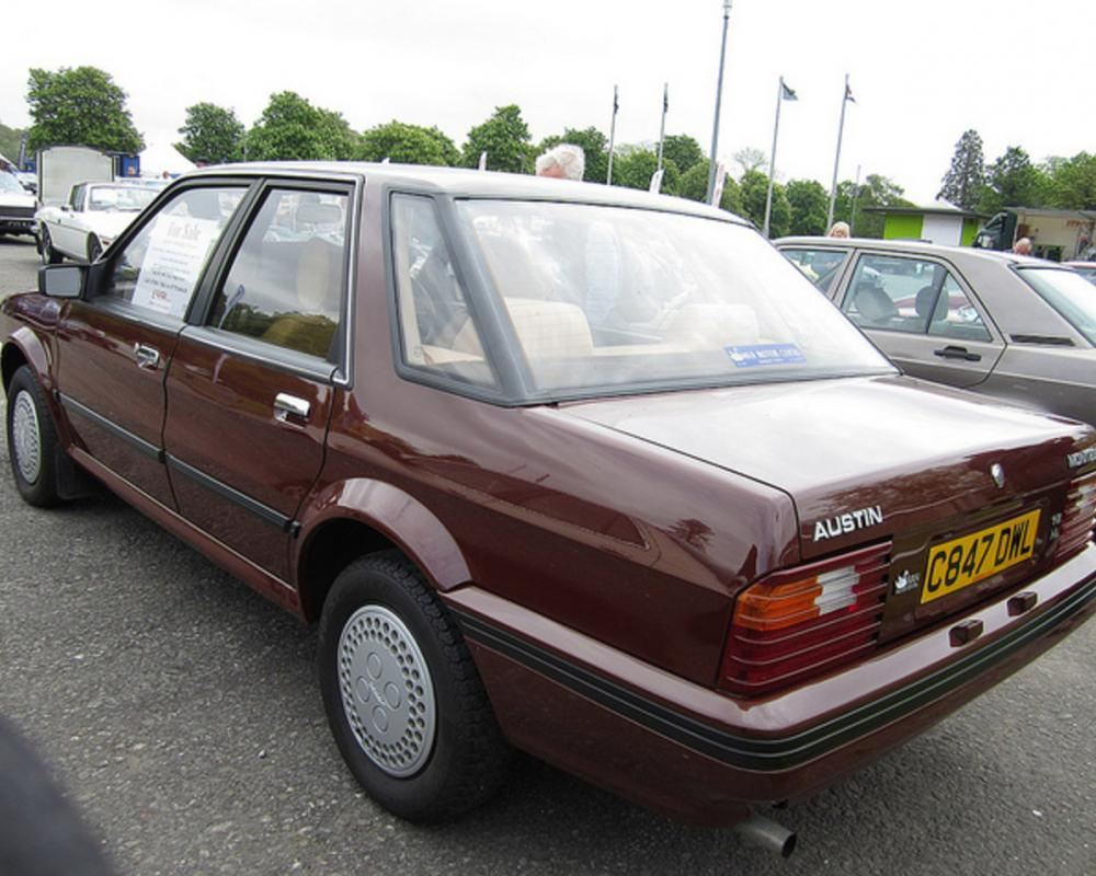 1985 AUSTIN MONTEGO HL | Flickr - Photo Sharing!
