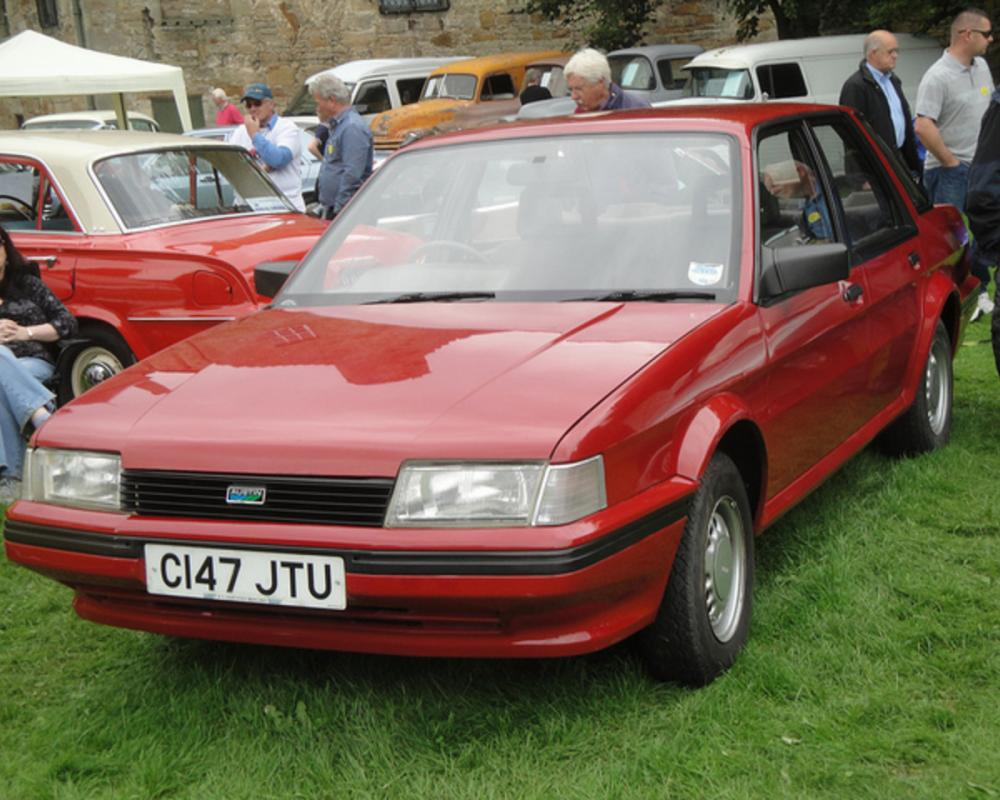 1986 Austin Montego 1.3 | Flickr - Photo Sharing!