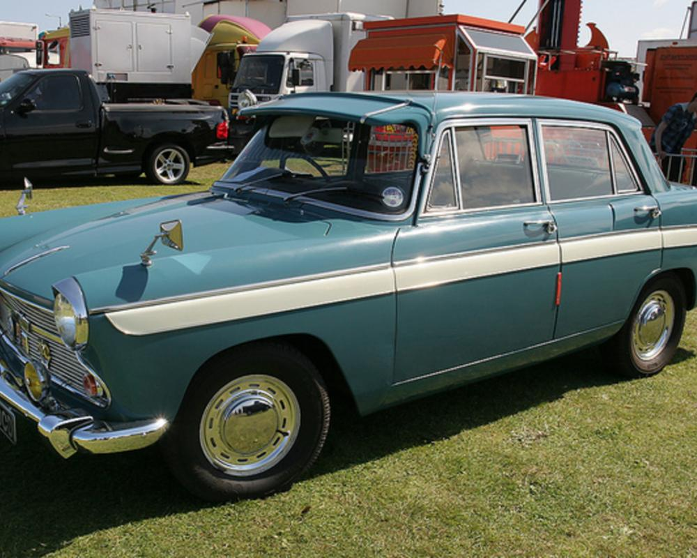 Austin A60 Cambridge - Cromer - 12Aug12 | Flickr - Photo Sharing!