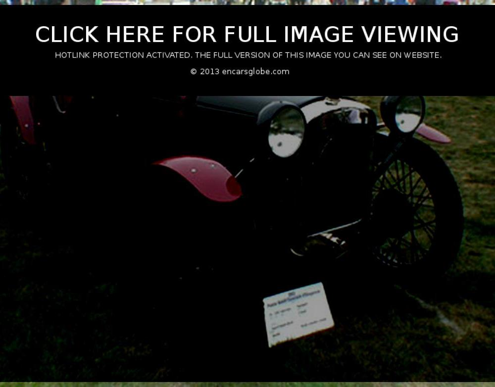 Austin Seven roadster Photo Gallery: Photo #04 out of 11, Image ...