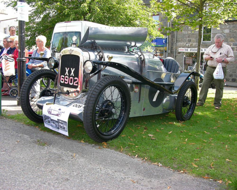 Flickr: The Austin Seven Pool