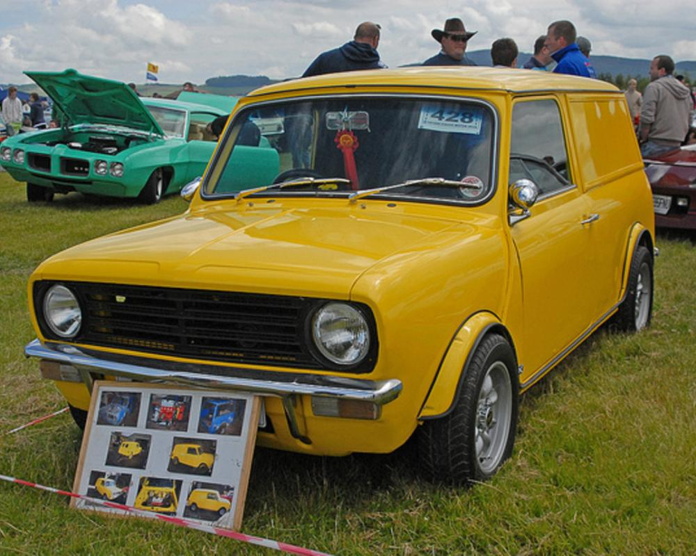 Flickr: The Classic Mini Clubmans Pool