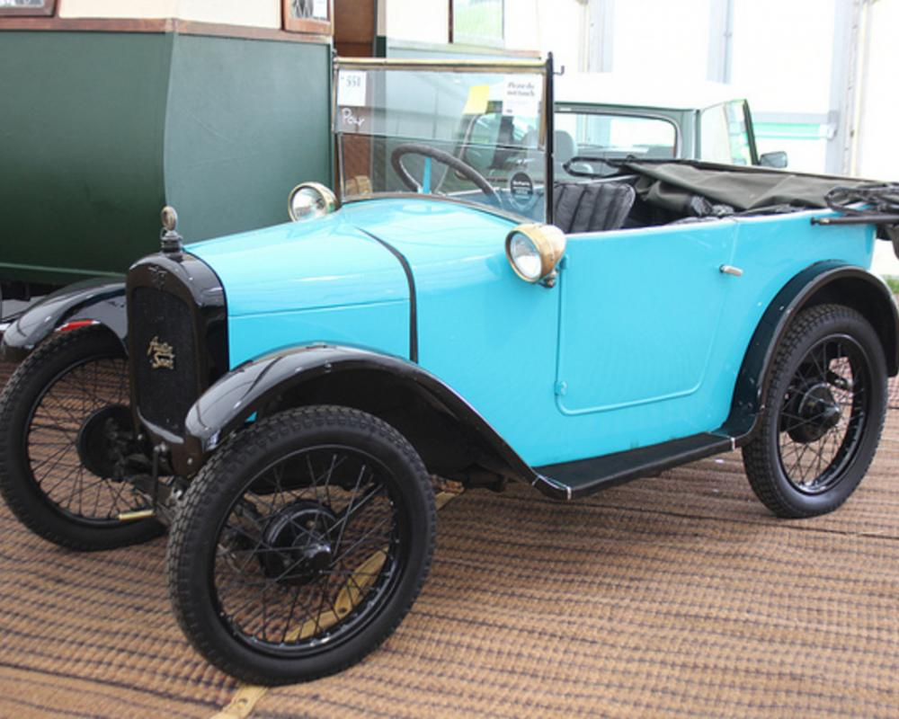 1927 Austin Seven Chummy 2-Door-Tourer BS9802, Bonhams Car Auction ...
