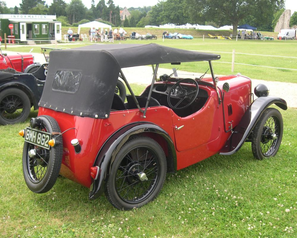 1934 Austin 7 Arrow Four Seater | Flickr - Photo Sharing!