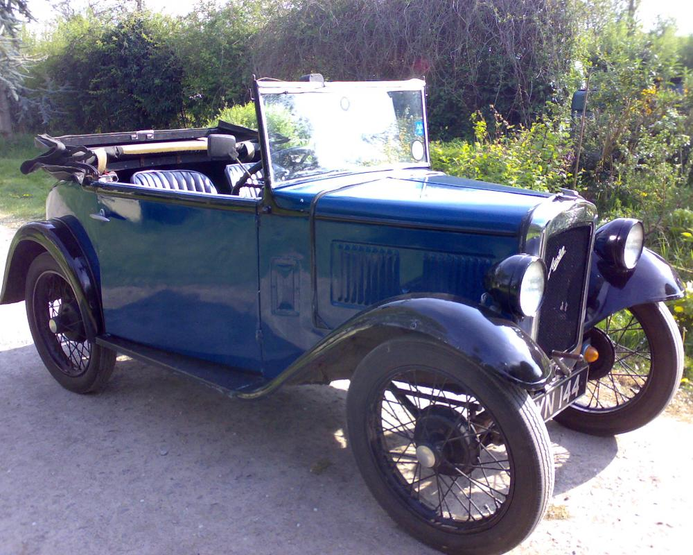 File:1934 Austin 7 two seater.jpg - Wikimedia Commons