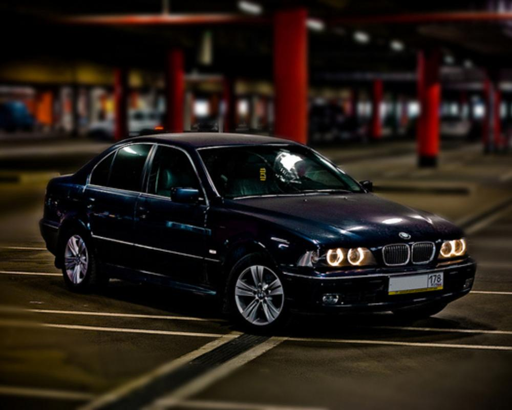 BMW 520 E39 | Flickr - Photo Sharing!