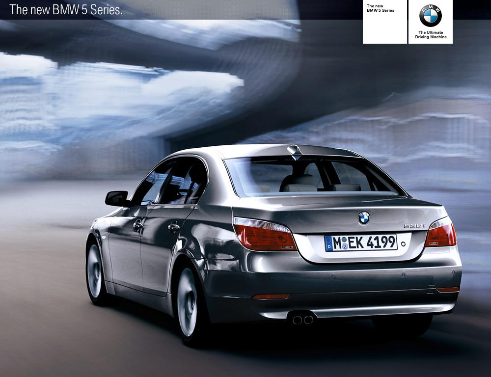 Free Download Back Of Bmw 530i Windows 7 Cars Desktop Wallpapers Car #
