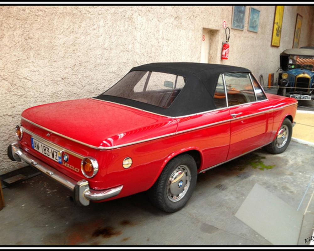 BMW 1600 Cabriolet | Flickr - Photo Sharing!