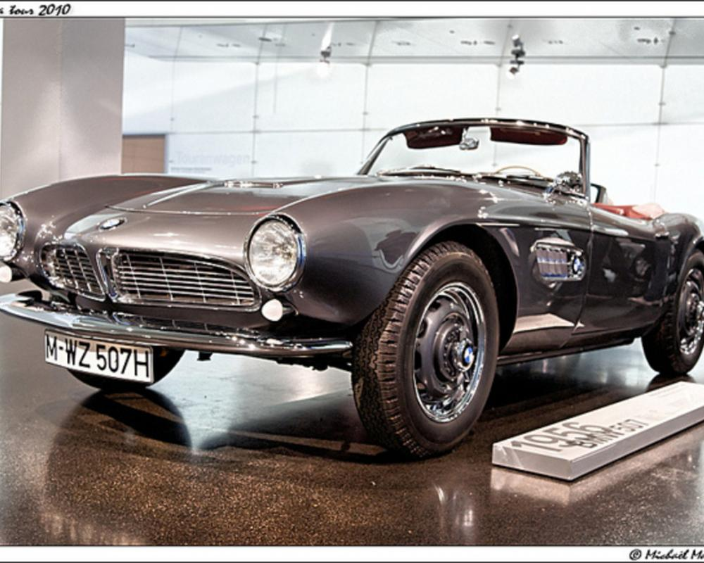 BMW 507 - BMW Museum | Flickr - Photo Sharing!
