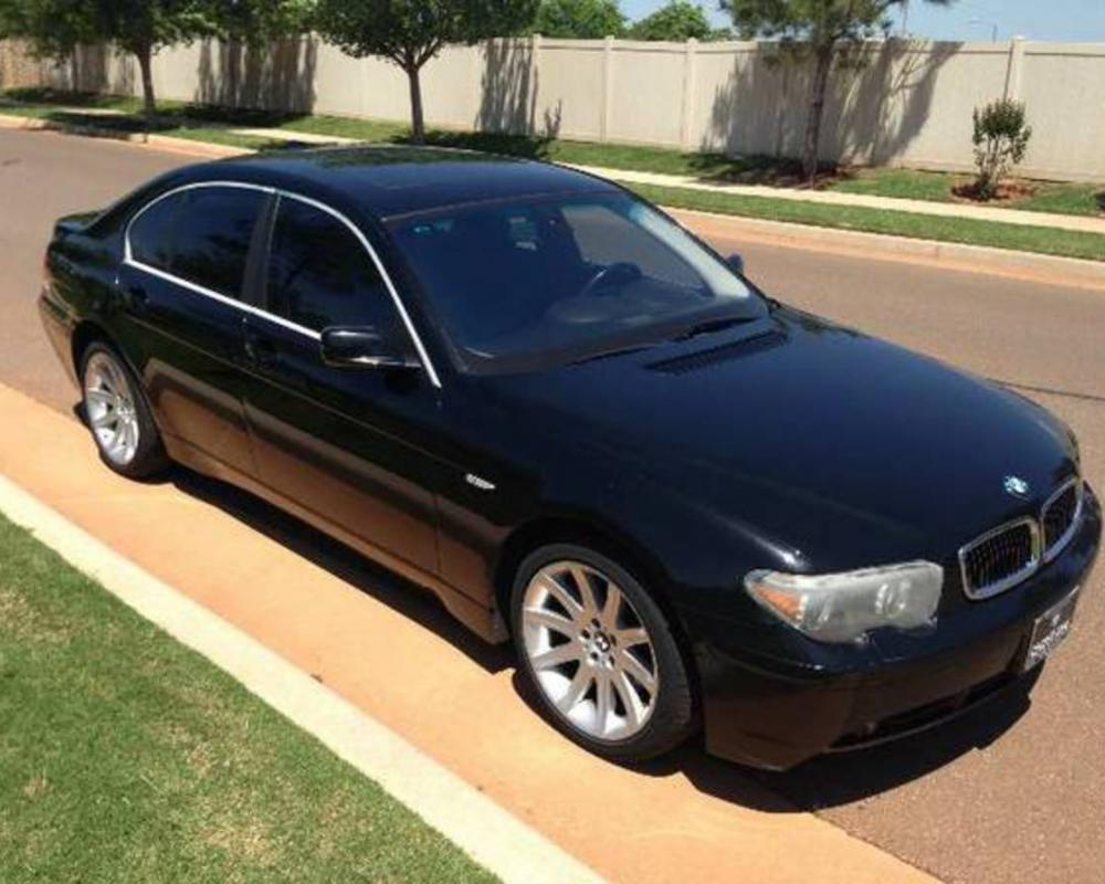 2004 BMW 745I with 175,000 miles sold on fyiAuto.com in Okc ...