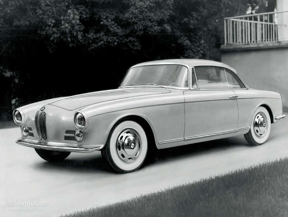 BMW 503 Coupe - 1956, 1957, 1958, 1959 - Exterior Photo #