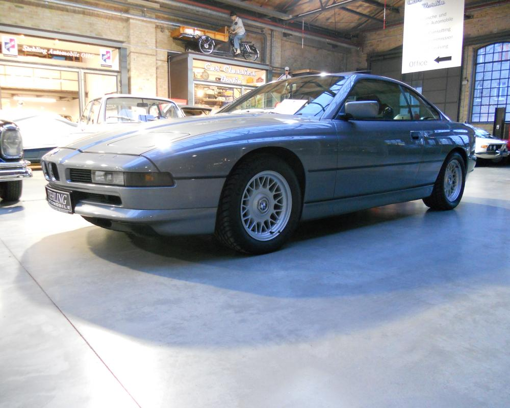 BMW 850 Ci A (1992) | Flickr - Photo Sharing!