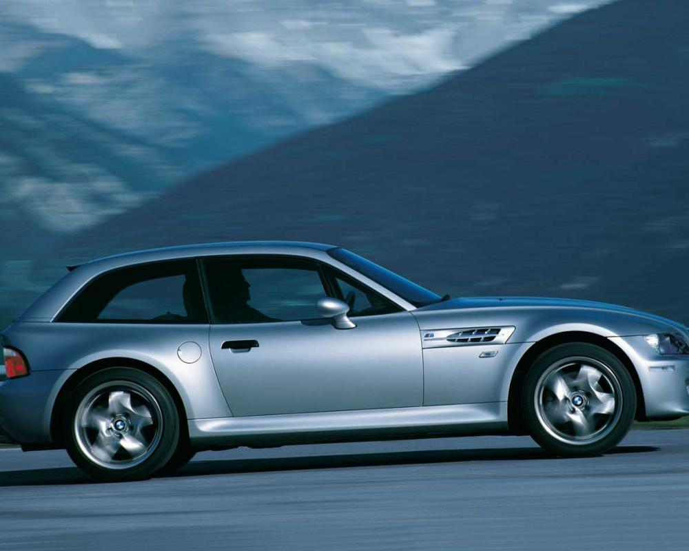 BMW M Coupe Side Profile Photo on May 16, 2012 #94699 from ...