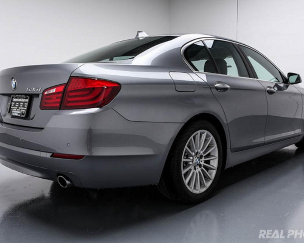 2012 BMW 535i 6spd Gray | Flickr - Photo Sharing!