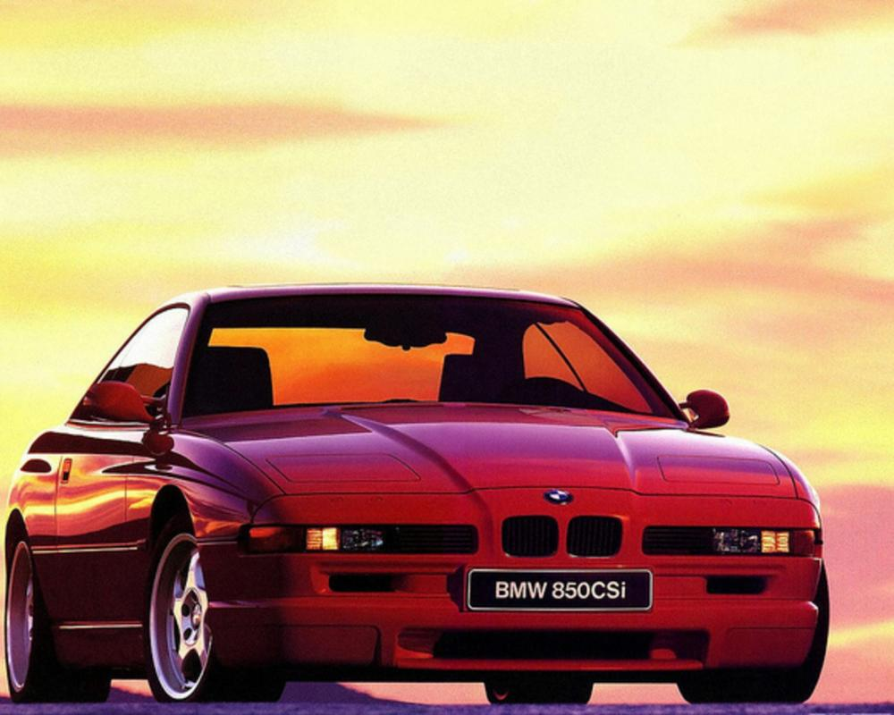 BMW 850 CSi (E31) | Flickr - Photo Sharing!