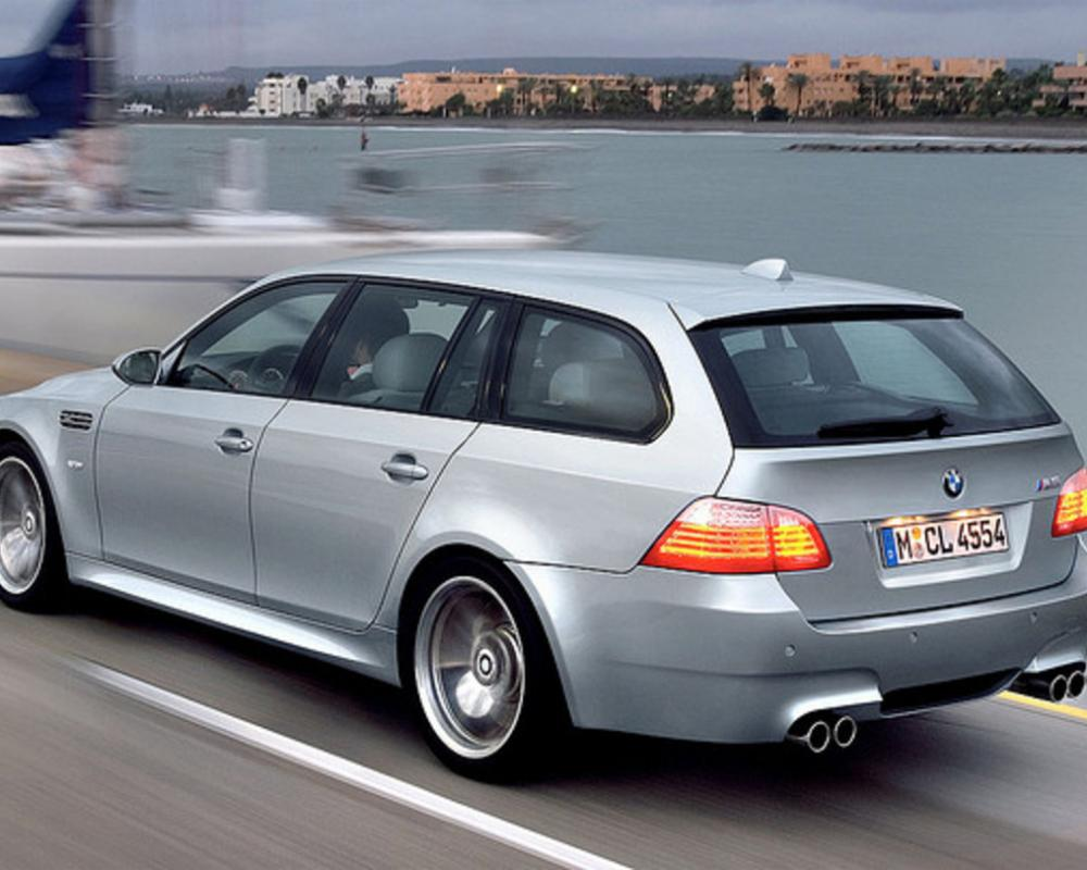 BMW M5 wagon | Flickr - Photo Sharing!