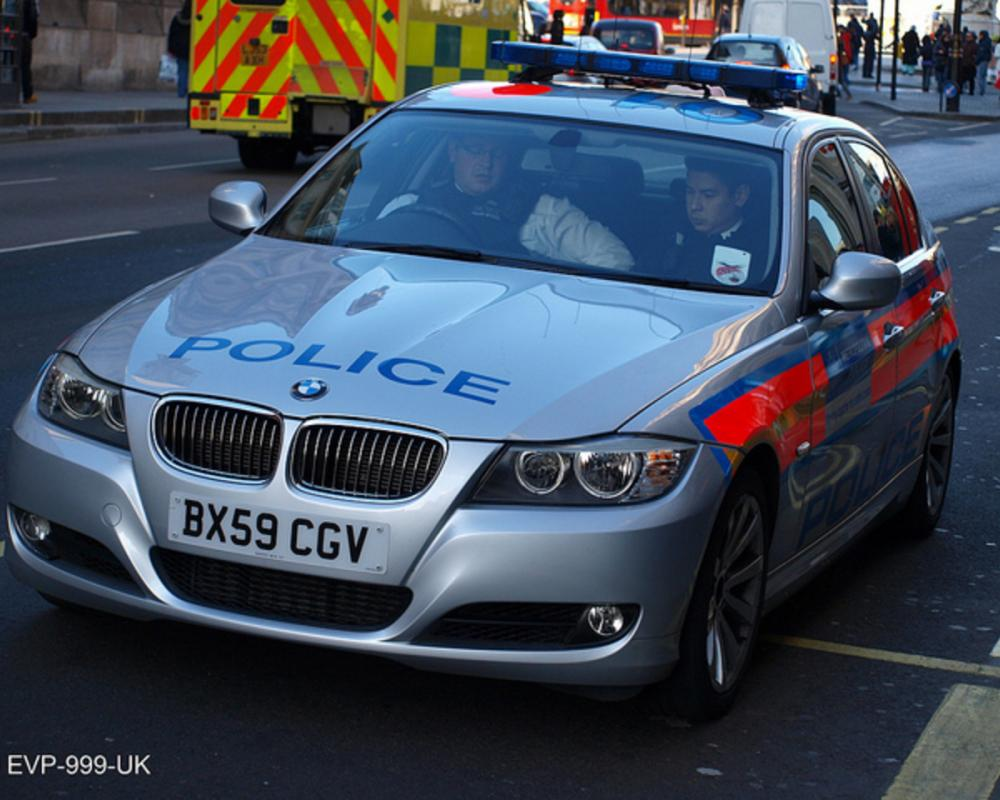 Metropolitan Police / BMW 325D / Area Car / BX59 CGV | Flickr ...
