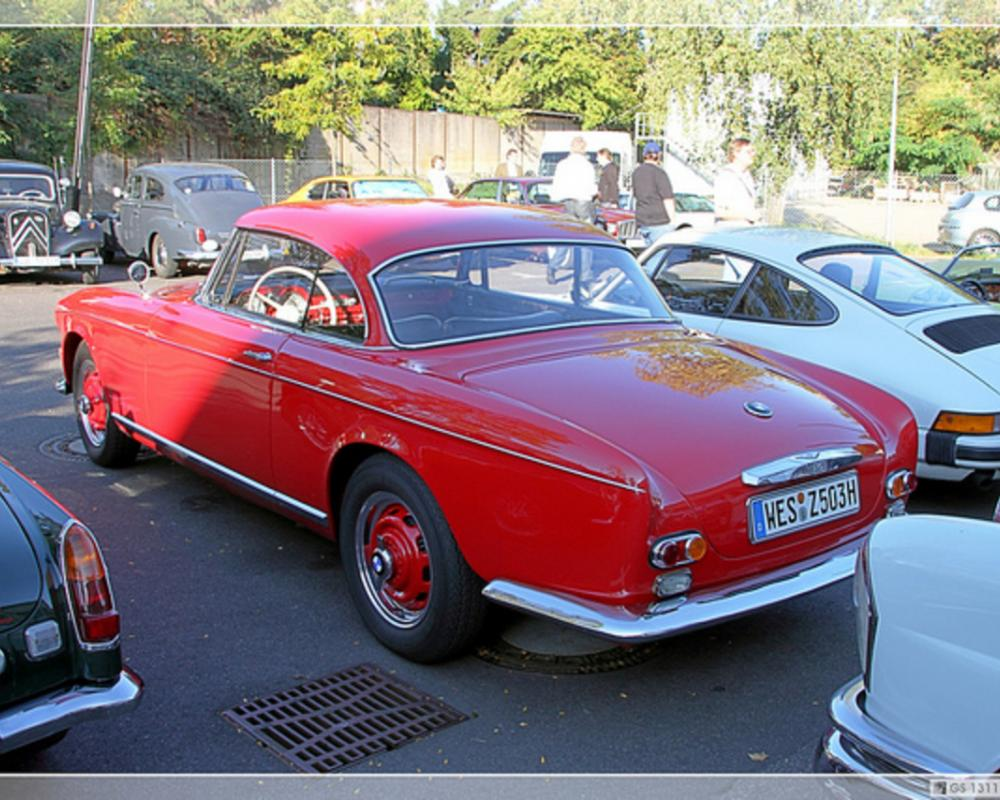1956 - 1959 BMW 503 Coupé (02) | Flickr - Photo Sharing!
