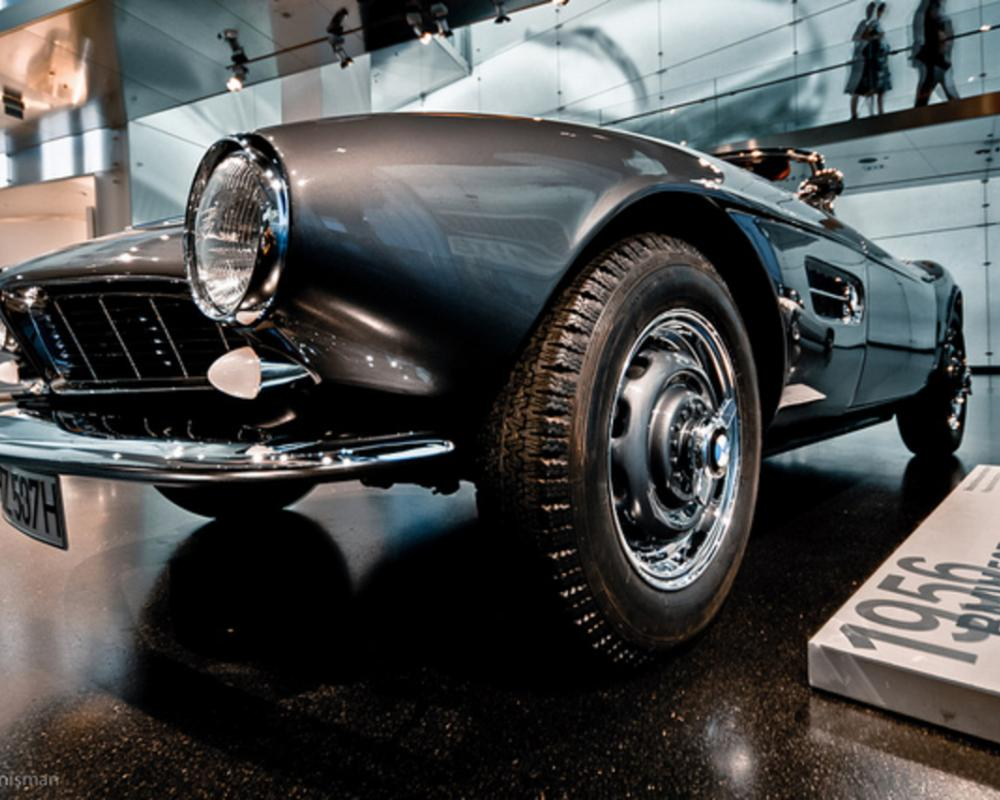 BMW 507 | Flickr - Photo Sharing!