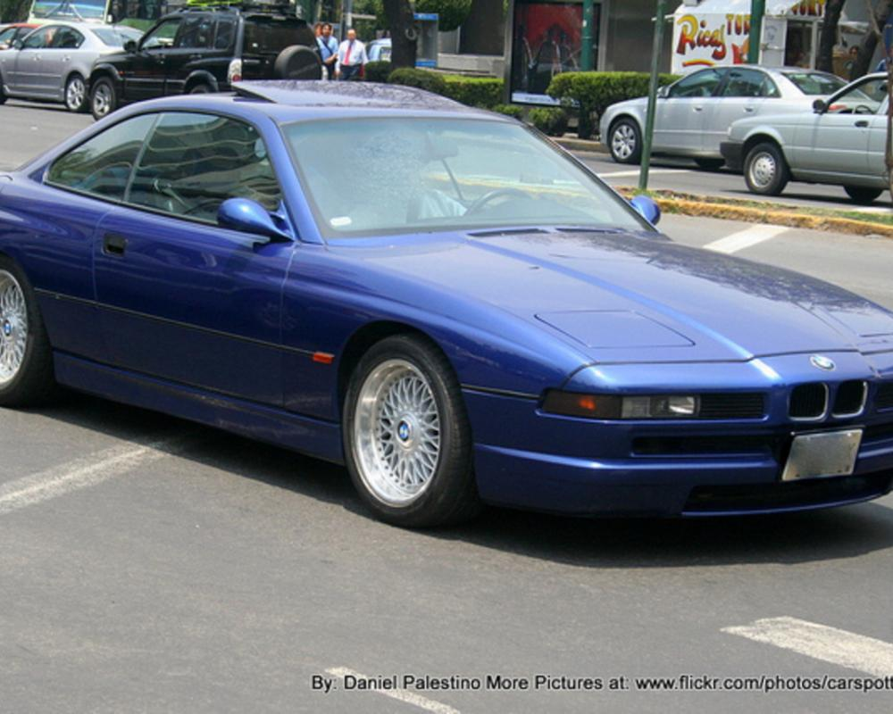 BMW 850 Ci | Flickr - Photo Sharing!