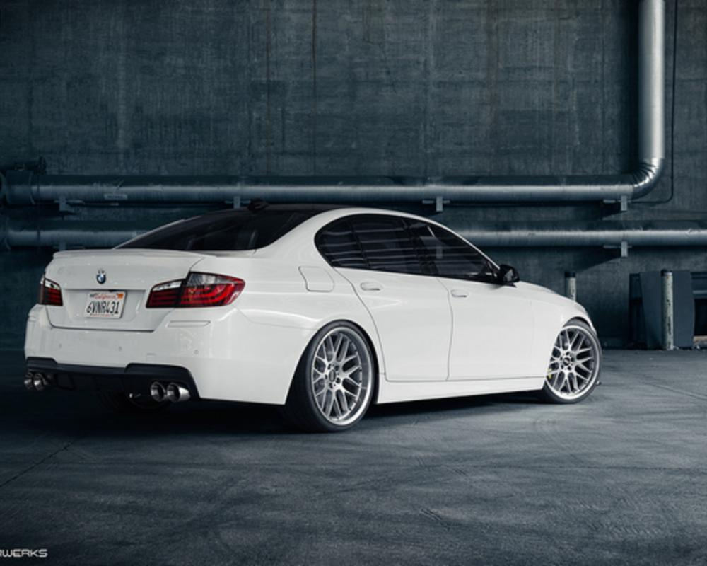LTMW BMW 535i F10 To M5 Conversion | Flickr - Photo Sharing!