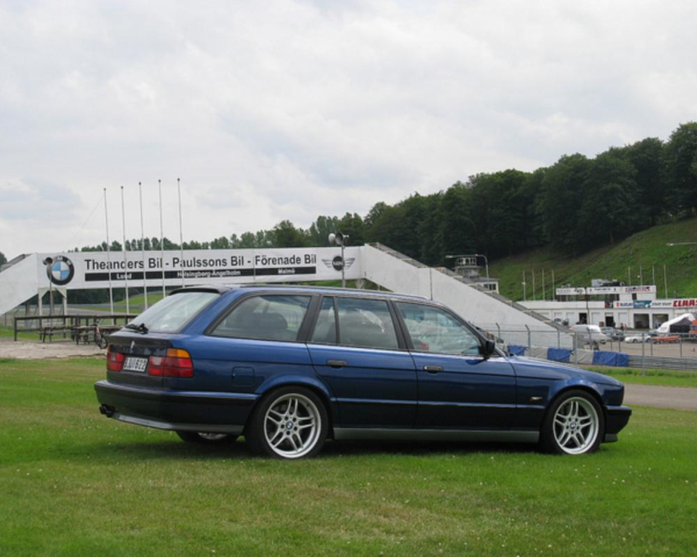 BMW M5 Touring E34 | Flickr - Photo Sharing!